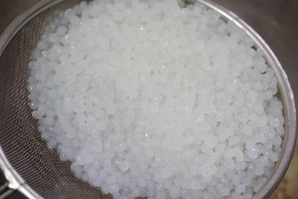 영양만점 채소곤약밥