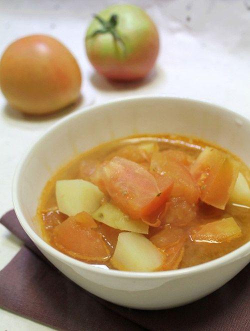 칼로리 걱정없는 이색 토마토 요리