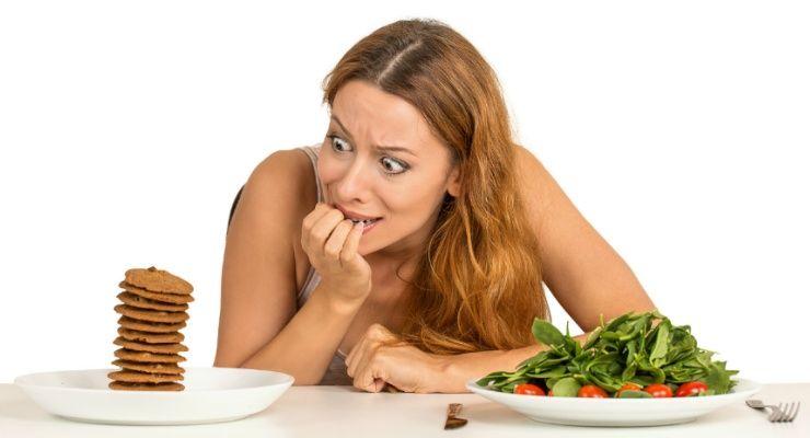 식욕은 억지로 참는 것이 아니다!