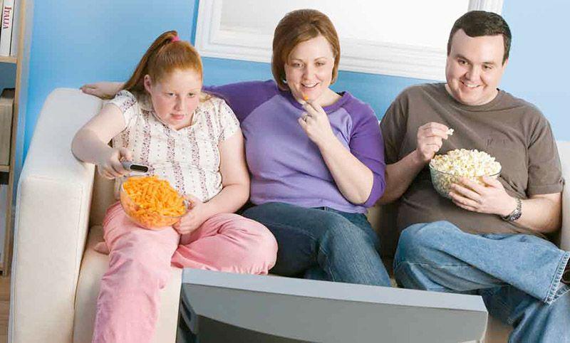 가족과 함께하면 다이어트 성공확률 높아져