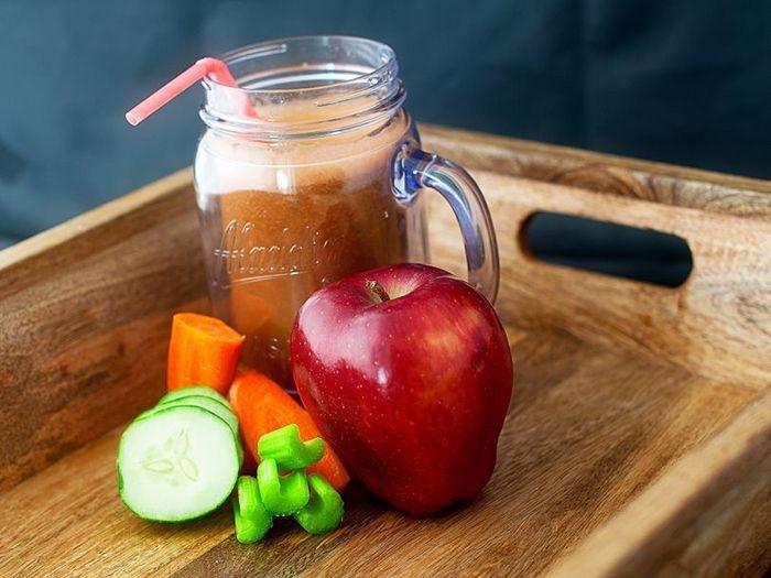 건강한 식단으로 몸 속을 클렌징하자!